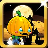 Adventure Jack Halloween icon