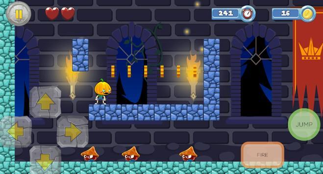Adventure Jack Halloween screenshot 3