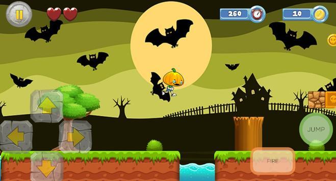 Adventure Jack Halloween screenshot 1