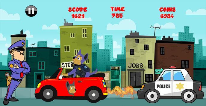 PAW Adventure Patrol Car apk screenshot