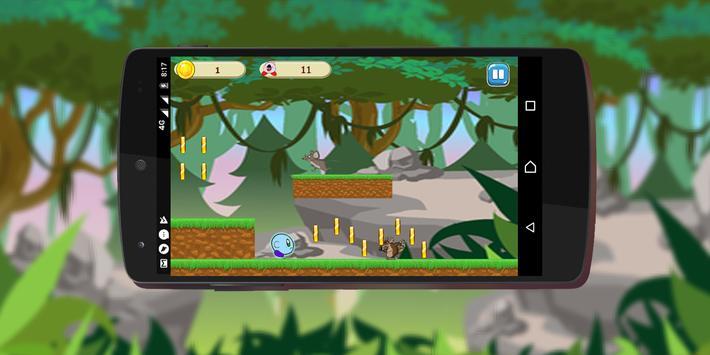 Adventure Super Kirby Monster screenshot 1