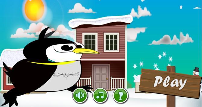 Adventure Super Penguin Time poster