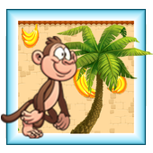 Monkey Bananas Adventure icon