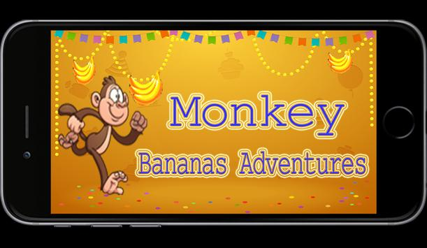 Monkey Bananas Adventure poster