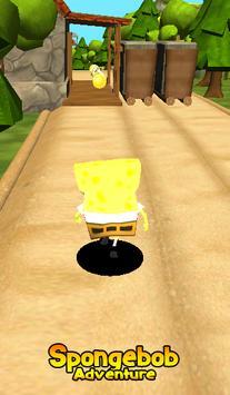 Adventure Spongebob Jungle poster