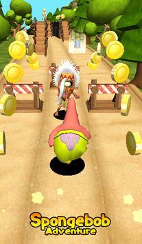 Adventure Spongebob Jungle screenshot 1
