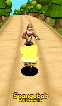 Adventure Spongebob Jungle screenshot 2