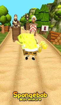 Adventure Spongebob Jungle screenshot 4