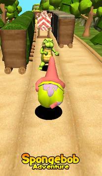 Adventure Spongebob Jungle screenshot 5