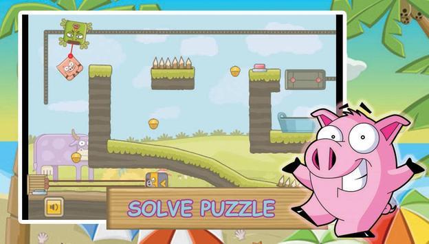 Piggy Adventure screenshot 1