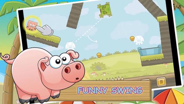 Piggy Adventure screenshot 2