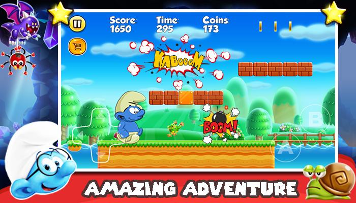 smurfs adventures lost village for android apk download smurfs adventures lost village for