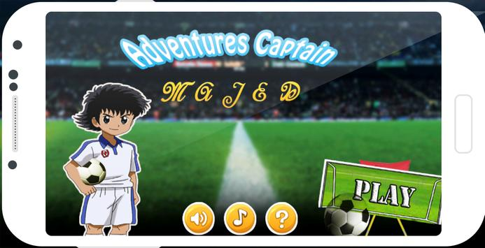 Adventures Captain Majed poster