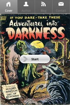 Adventures Into Darkness # 5 poster