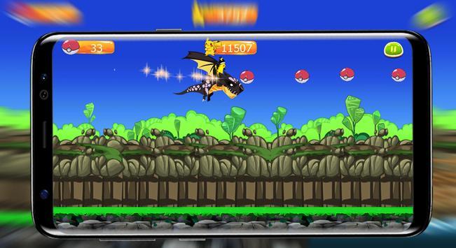 Pikachu Dash Run screenshot 1