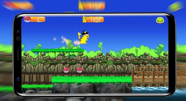 Pikachu Dash Run screenshot 2