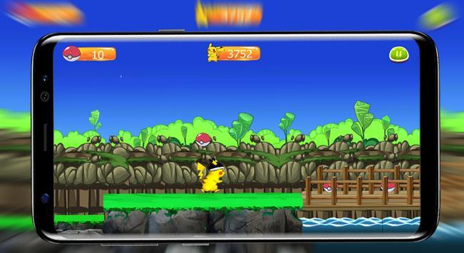 Pikachu Dash Run screenshot 7