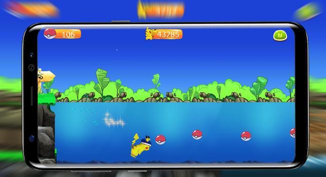 Pikachu Dash Run screenshot 4