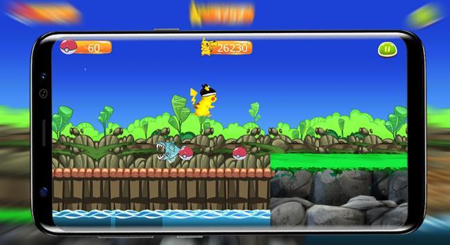 Pikachu Dash Run screenshot 5