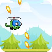 Adventures airplane Fight icon