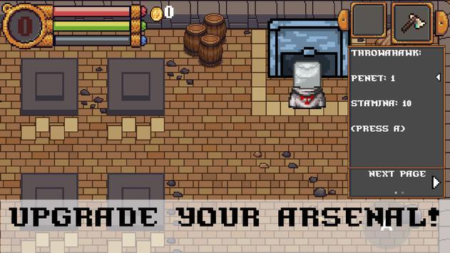 Dungeon Dweller: Arena! screenshot 1