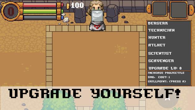 Dungeon Dweller: Arena! screenshot 2