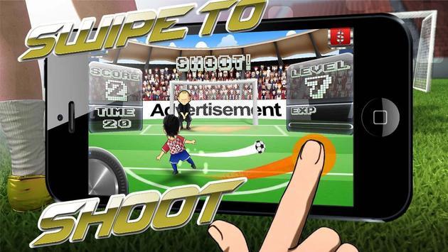 Golden Boot - Brazil 2014 apk screenshot