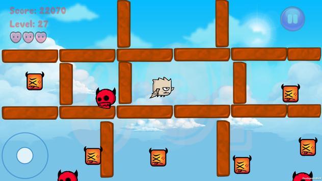 Bouncing Monsters apk screenshot
