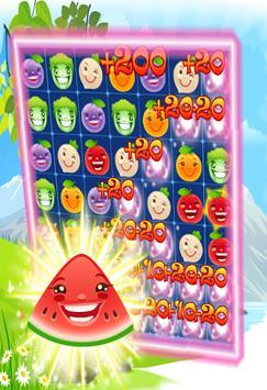 Fruits Blast poster