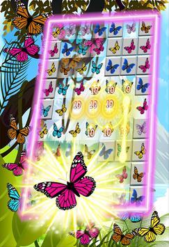 Match 3 Butterfly poster