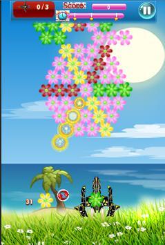Flower Shooter apk screenshot