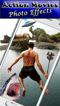 Action Movies Photo Effects poster