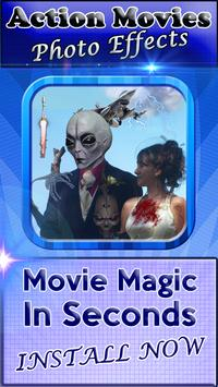Action Movies Photo Effects apk screenshot