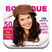 Magazine Covers Photo Editor icon