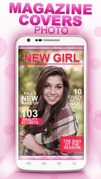 Magazine Covers Photo Editor apk screenshot