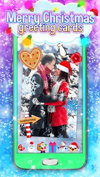 Merry Christmas Greeting Cards screenshot 1