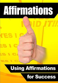 Affirmations For Success poster