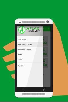 Aflax Data Somnet screenshot 1
