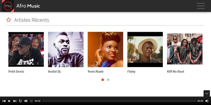 Afro Music apk screenshot