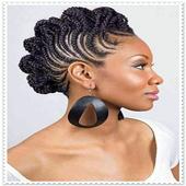 African Braid Style Ideas 2018 icon
