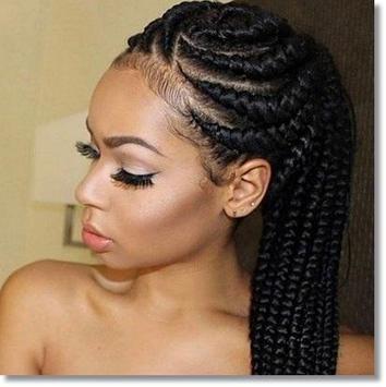 African Braid Style Ideas 2018 screenshot 8
