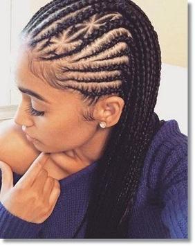 African Braid Style Ideas 2018 screenshot 9