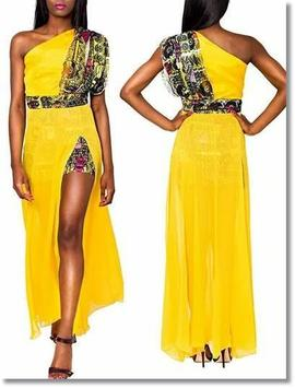African Fashion Style Design Ideas poster