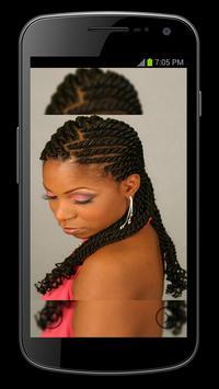 African Hairstyle Ideas screenshot 1