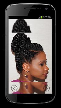African Hairstyle Ideas screenshot 2