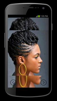 African Hairstyle Ideas screenshot 3