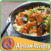 African Recipes icon