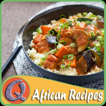African Recipes poster