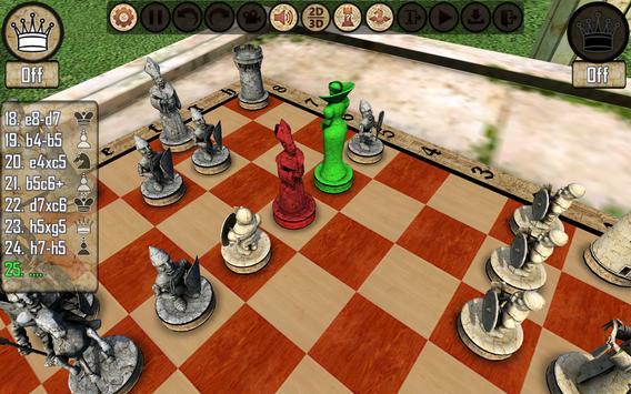 Warrior Chess screenshot 13