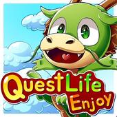 [베타] Quest Life Enjoy (용인시편) icon
